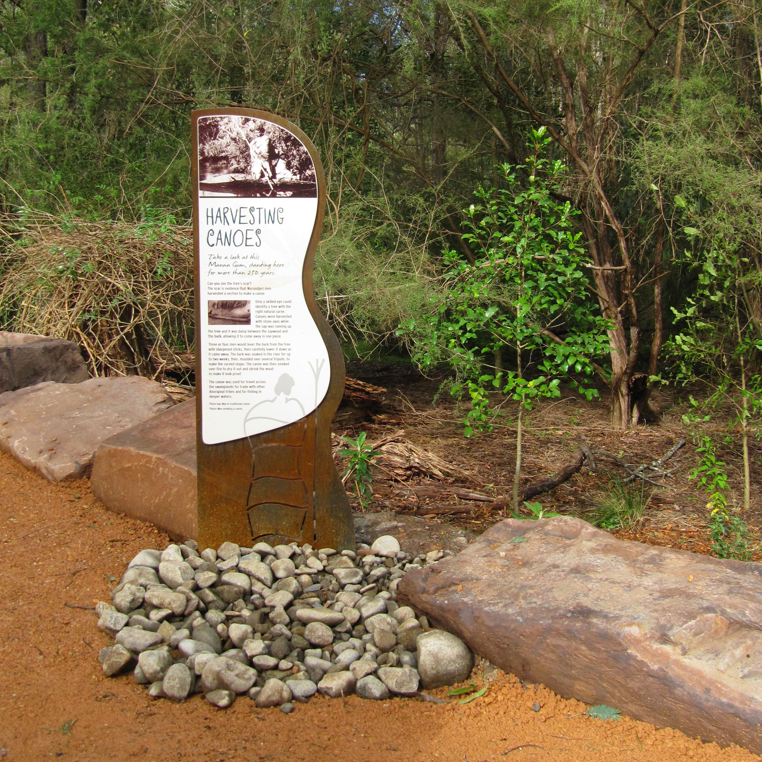 Coranderrk Interpretive Precinct, Healesville Sanctuary
