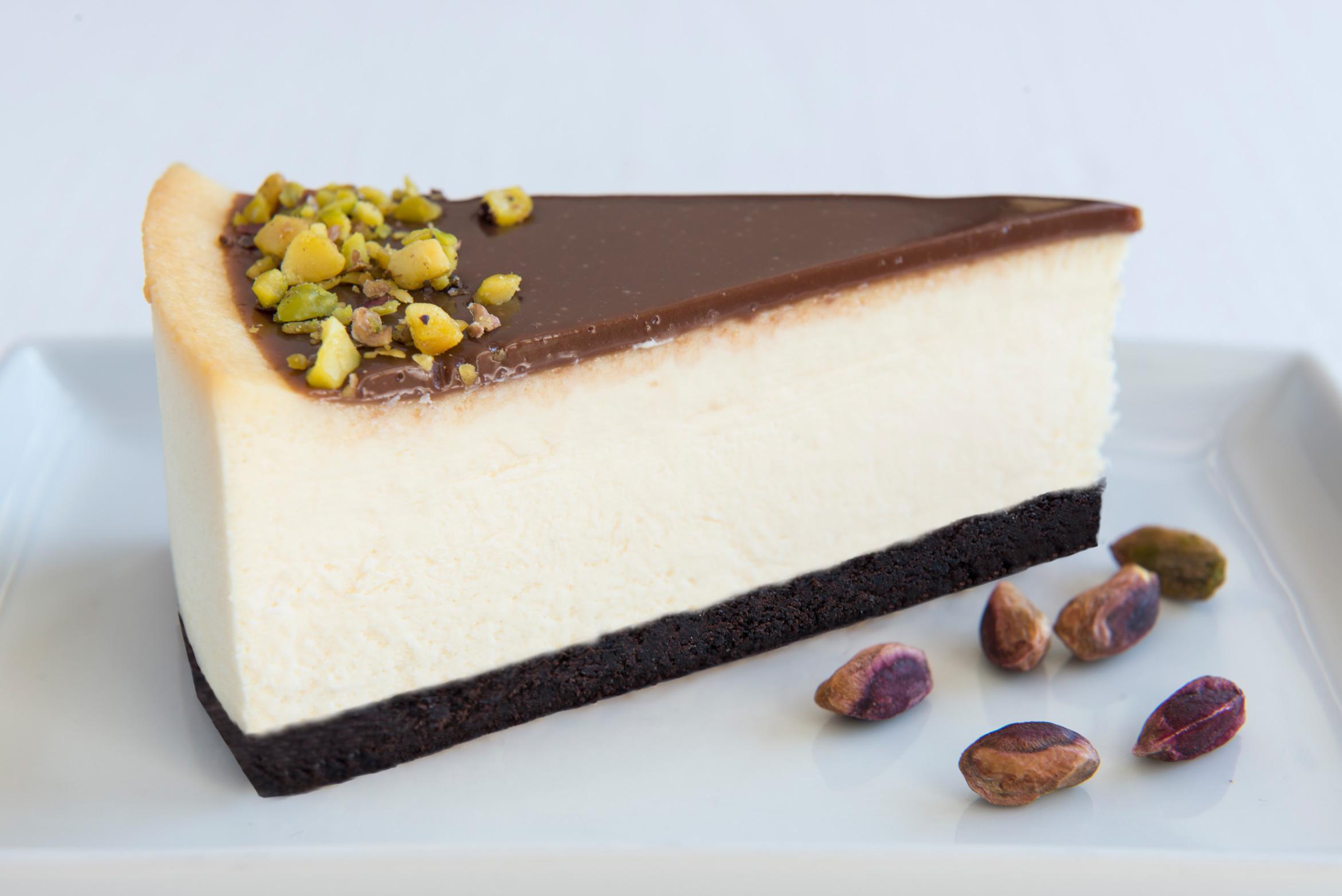 Ipek Yol / Silk Road Cheesecake