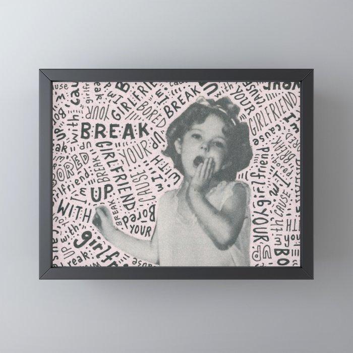 Framed Mini-Print