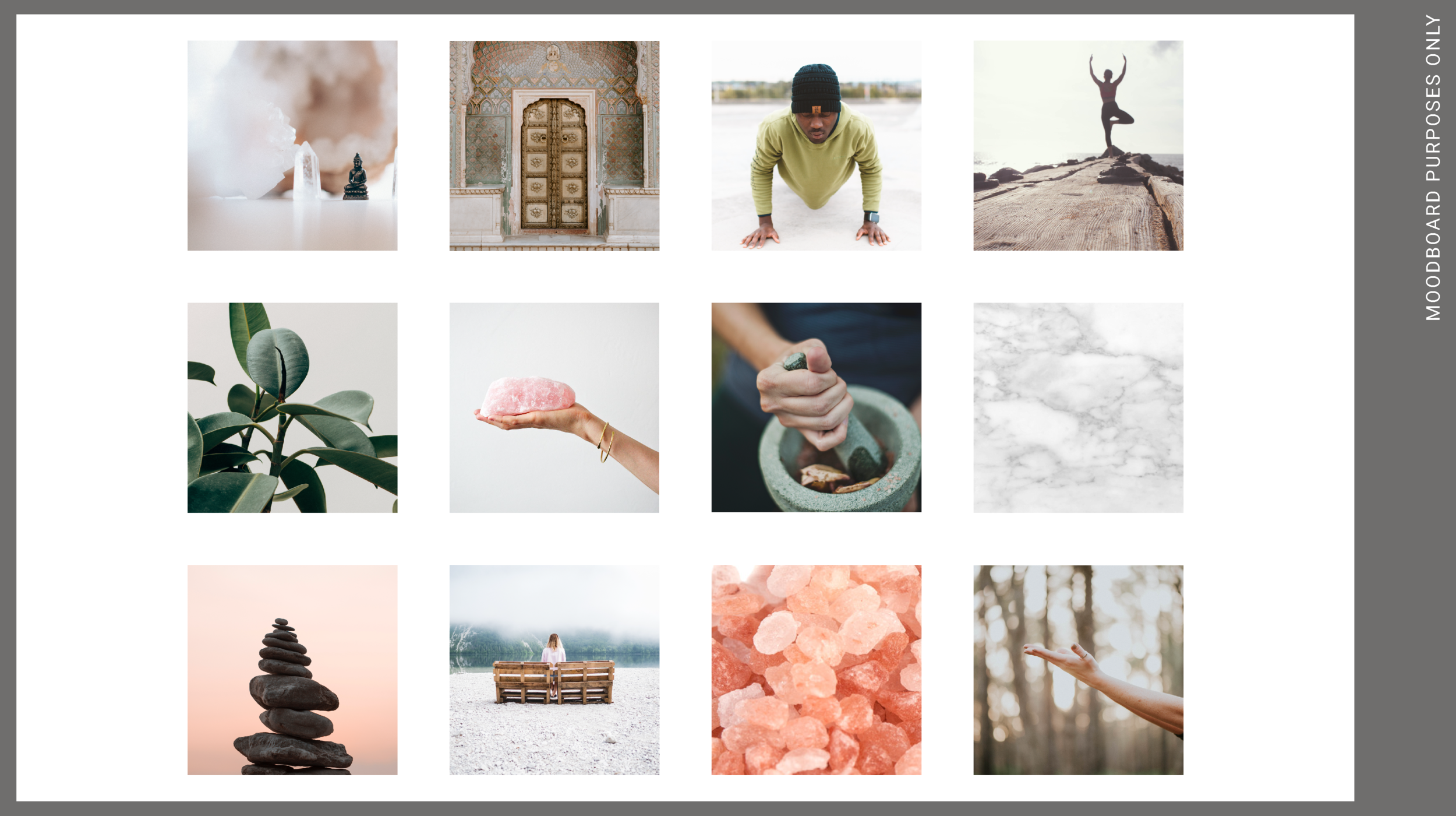 Moodboard Imagery