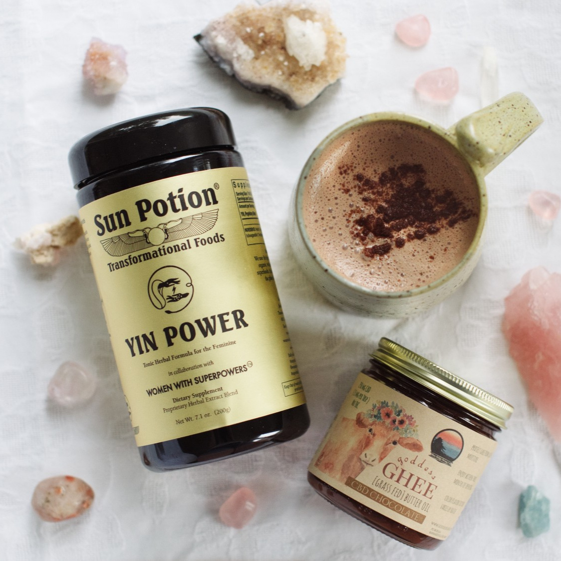 Yin Power by Sun Potion