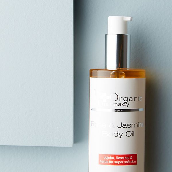 The Organic Pharmacy - Rose & Jasmine Body Oil