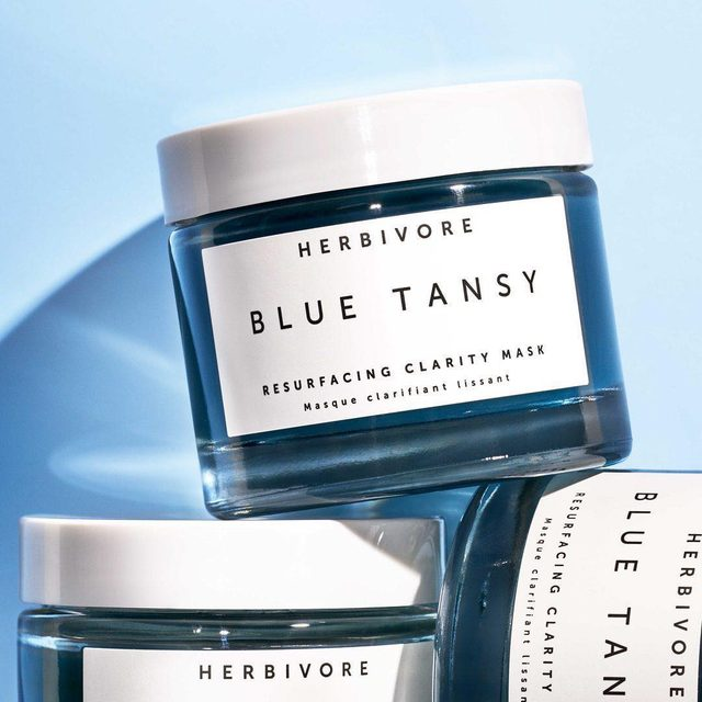 Herbivore Botanicals - Organic Blue Tansy Resurfacing Mask