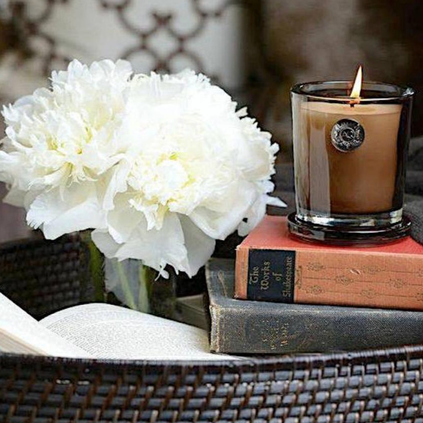 Aquiesse Mandarin Tea Candle