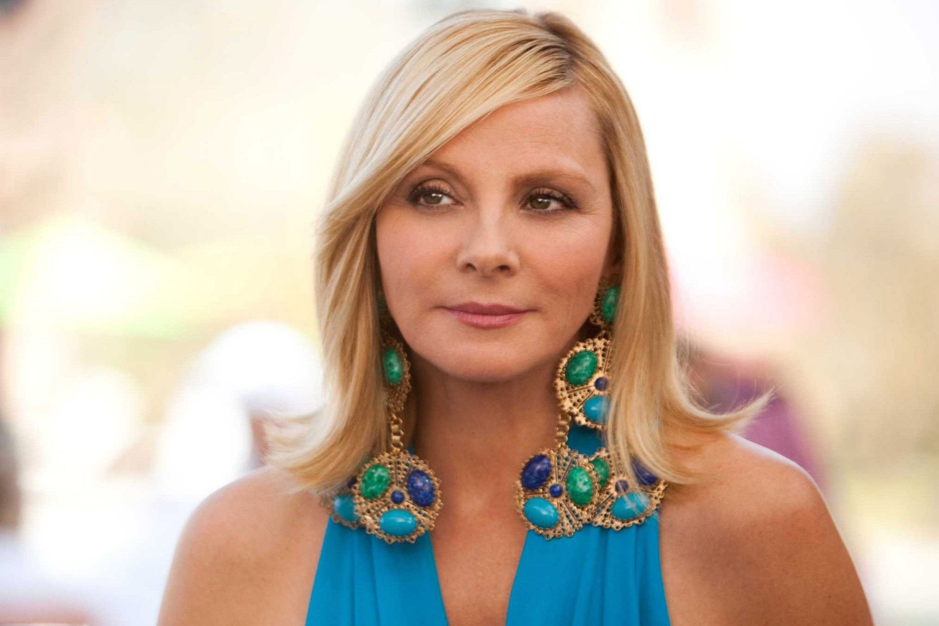 TAKE ACTION    Tweet Kim Cattrall and beg her to change her mind.