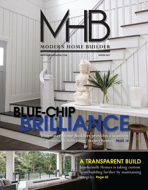 MODERN HOME BUILDER 2017