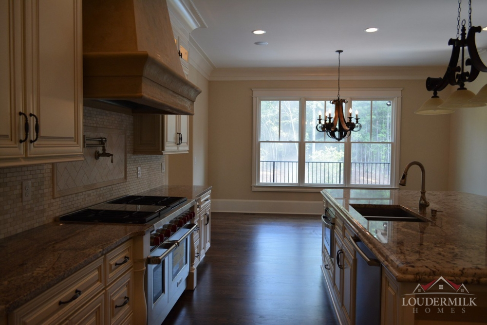 Custom home builders Atlanta ga