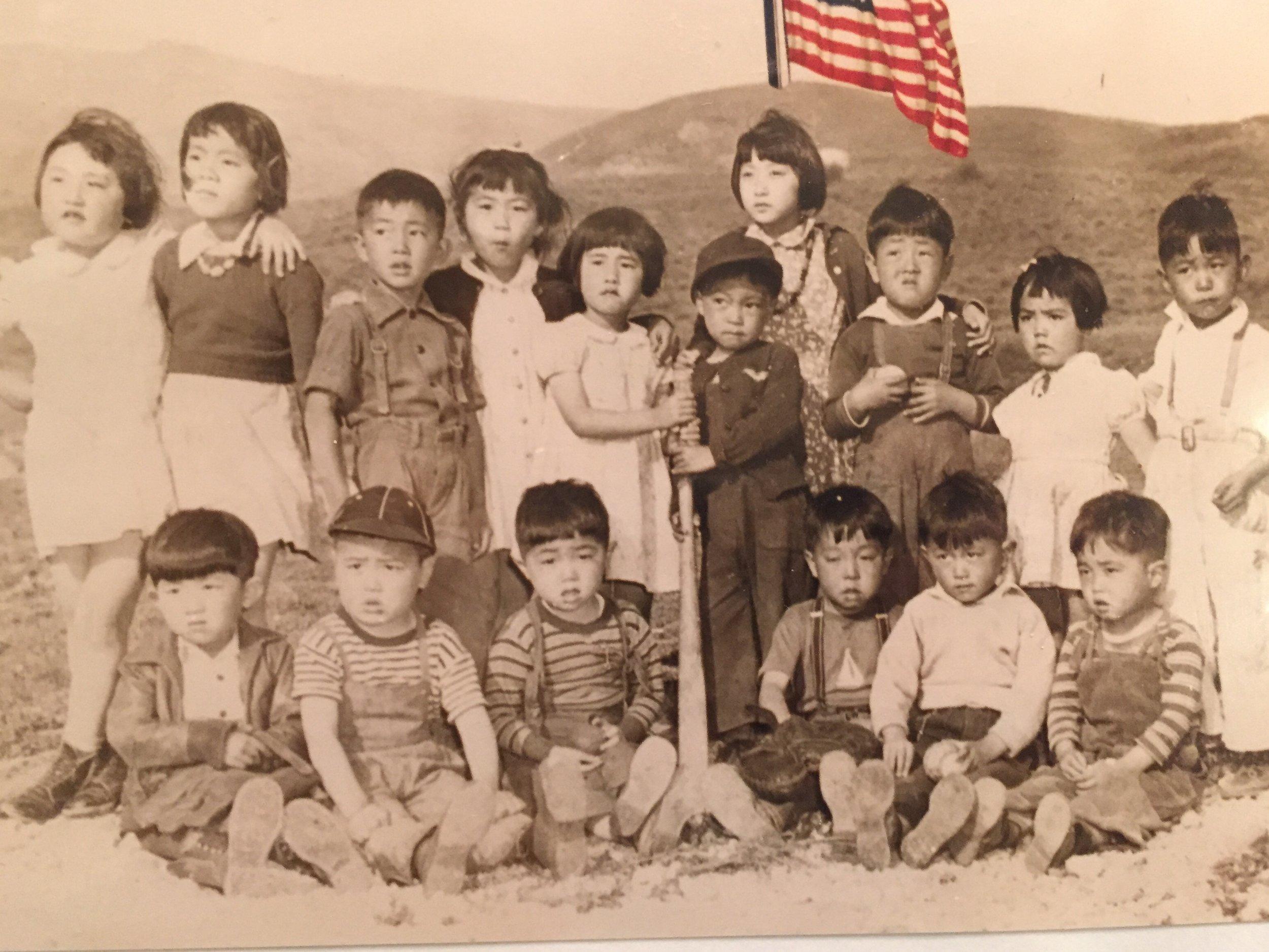 The children of Keetley, Utah.