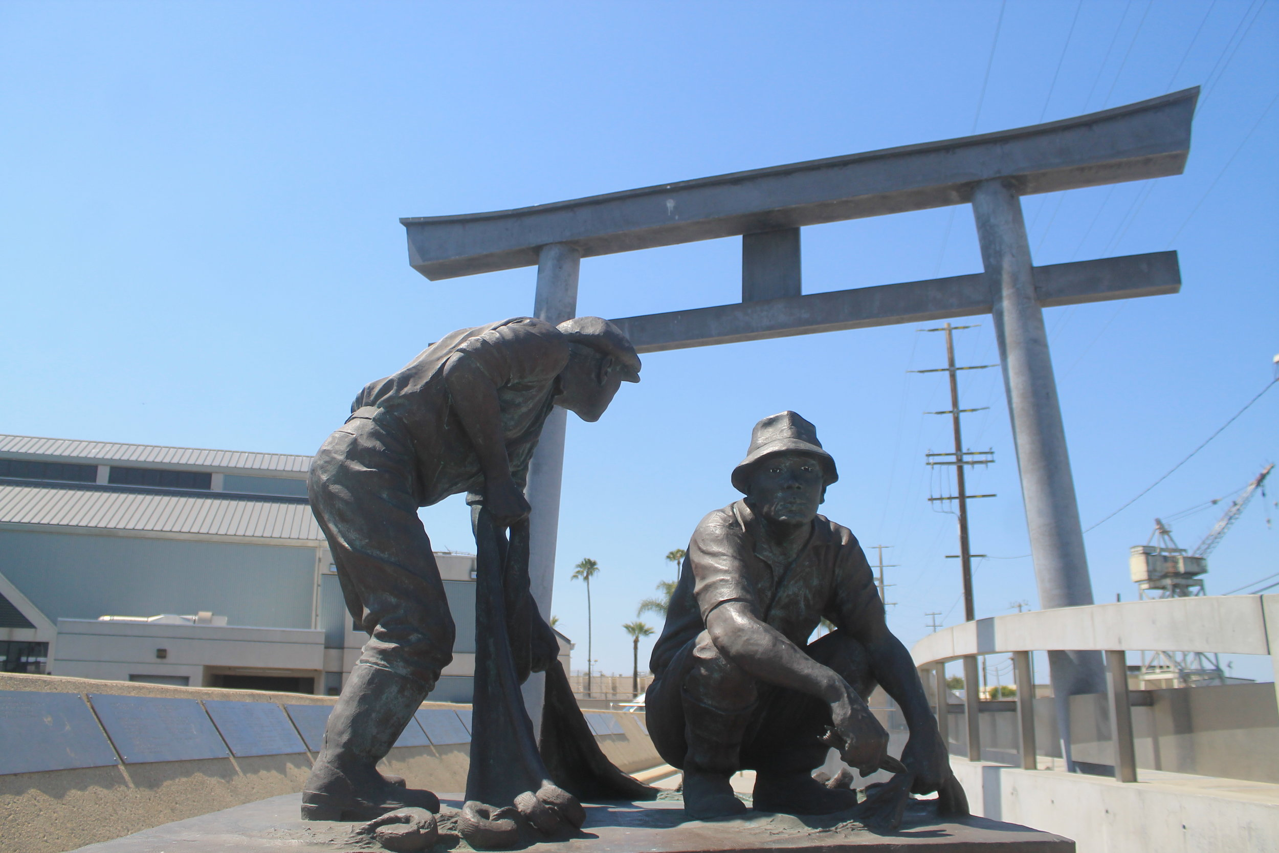 Terminal Island Japanese Fishing Village Memorial