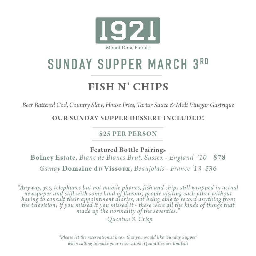 Sunday Supper 03.03.19 Fish and Chips.jpg
