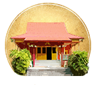 Logo_Nechung Temple Cutout Stylized with Gold circle.png