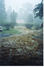 Another Storm, November 2000, photo by Michael Schwabe