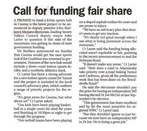 Source:  Tumut Adelong Times , Tuesday, March 12.