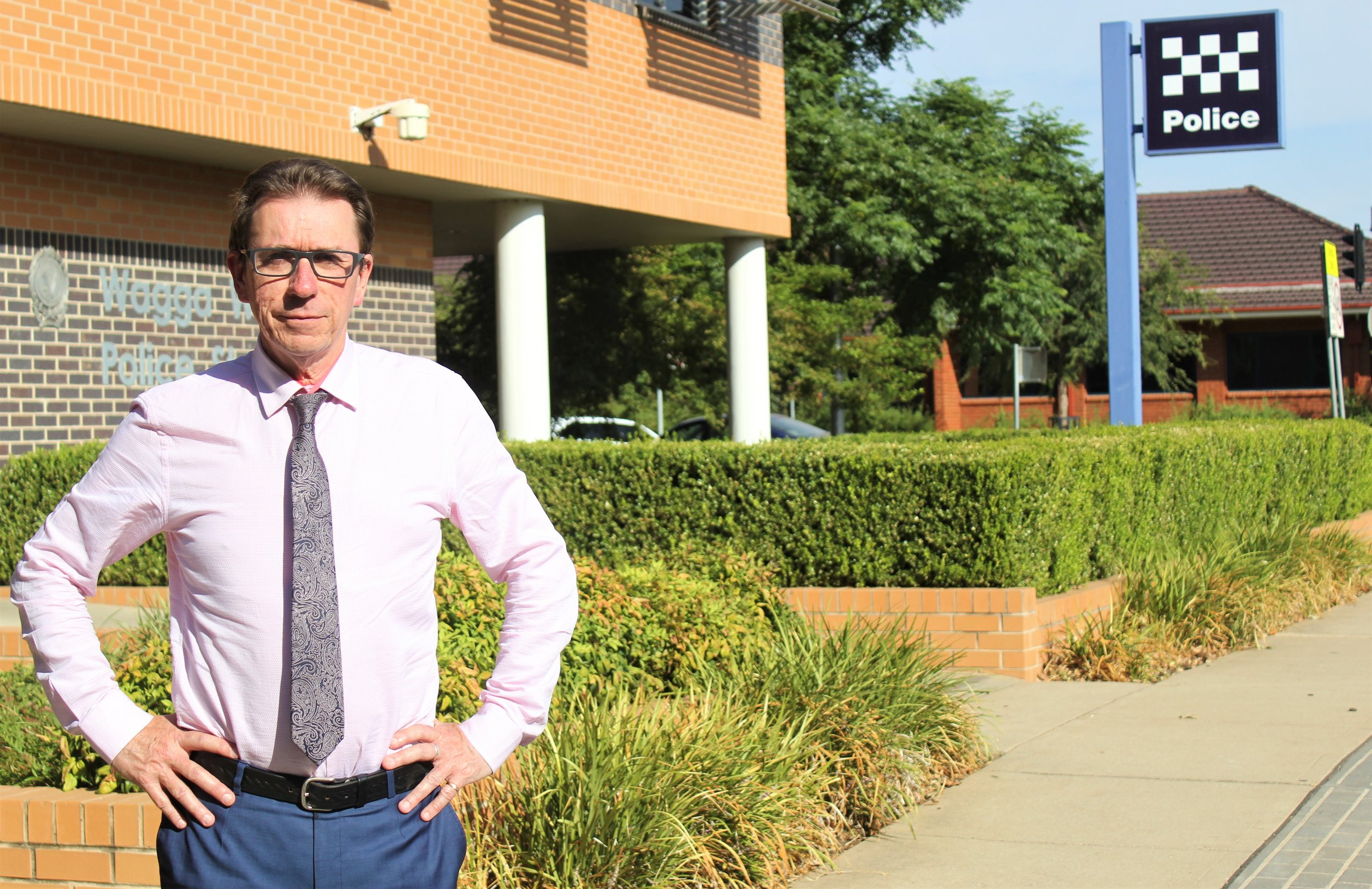 Safe,Supported Communities - Alongside an anticipated population growth comes the need to ensure safety across our community. As the Member for Wagga Wagga, I am making sure your concerns are met with action. As a foundation, we need sufficient police numbers, drug treatment and rehabilitation facilities and a strong approach to crime prevention. Click on the issues below to find out more.