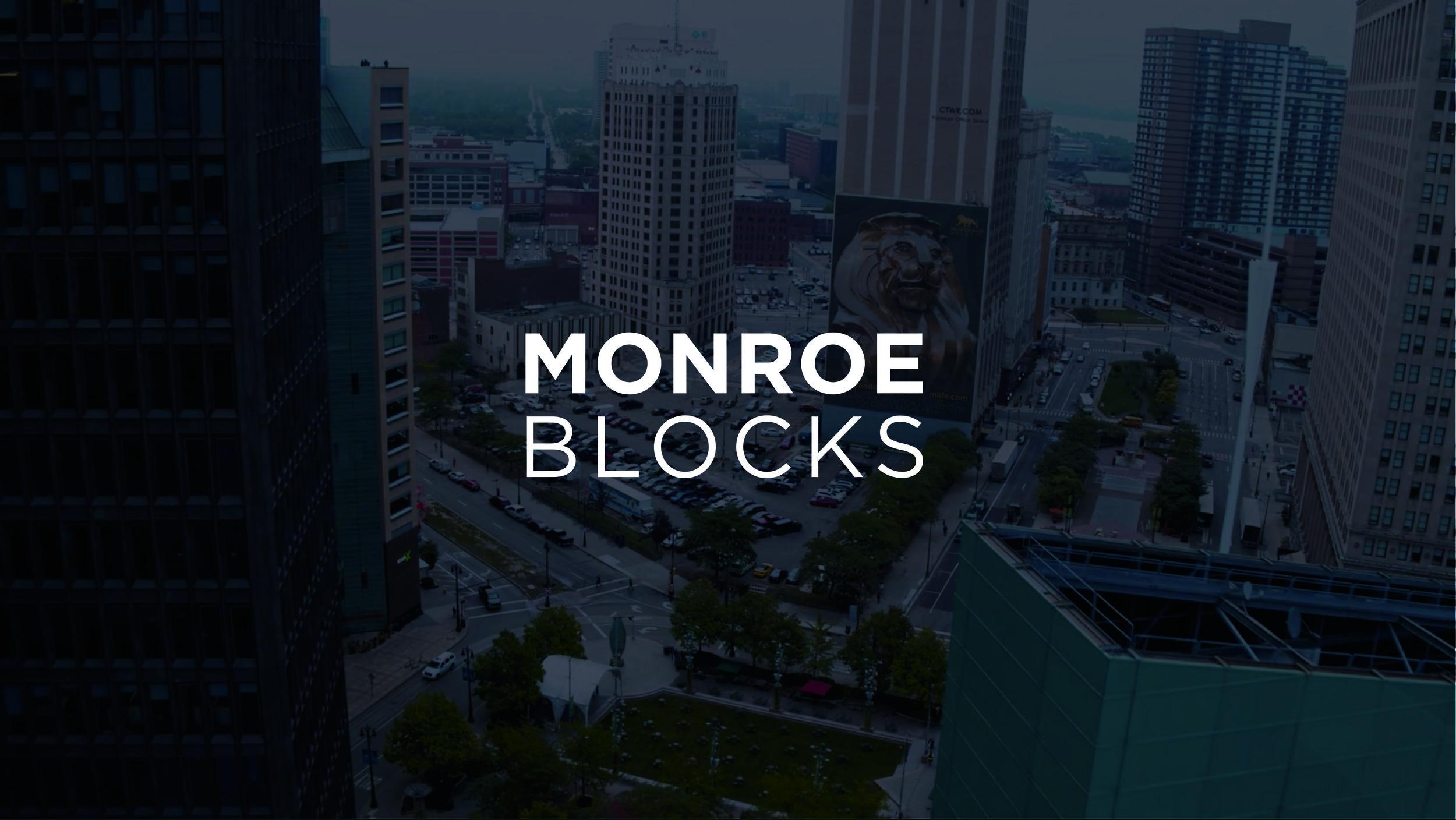 Bedrock - Monroe Blocks