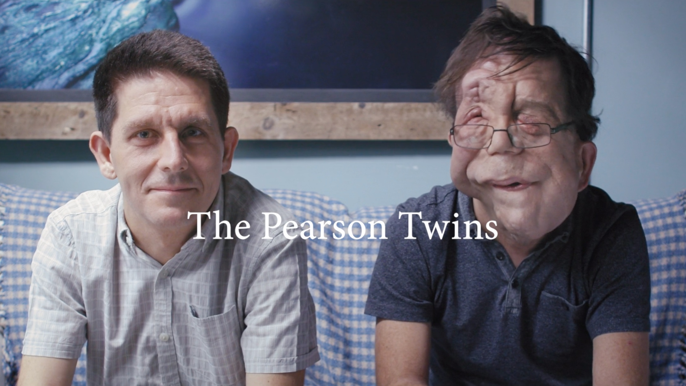 THE PEARSON TWINS