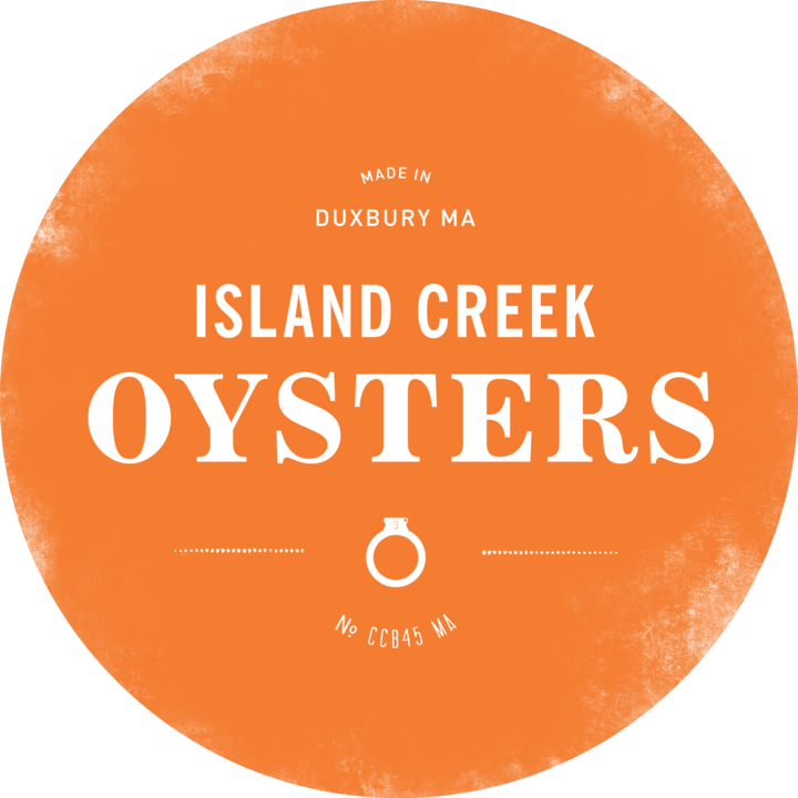 iSLAND cREEK oYSTER - Duxbury, Massachusetts