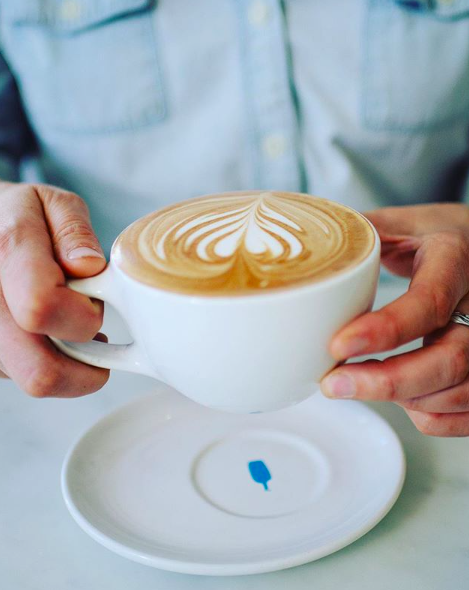 Blue Bottle Cappuccino