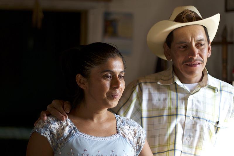 Doris and Mateo