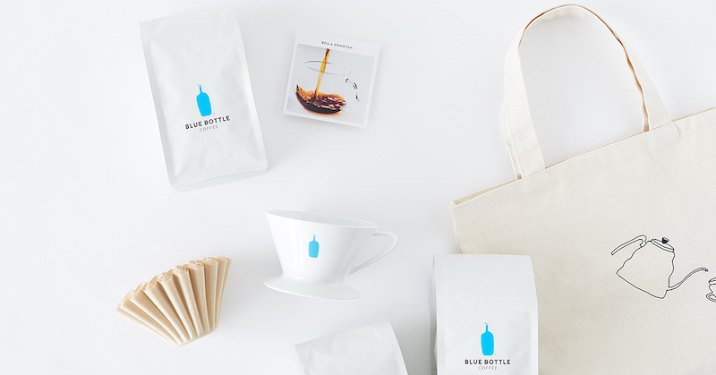 The Blue Bottle Coffee Welcome Kit