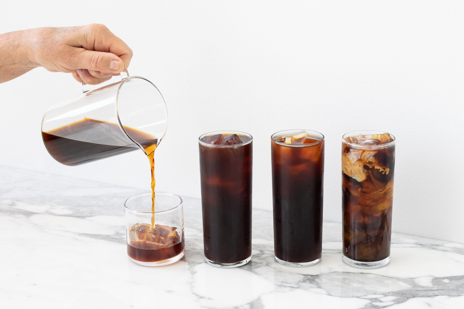Introducing Our New Cold Brew Menu — Blue Bottle Coffee Lab