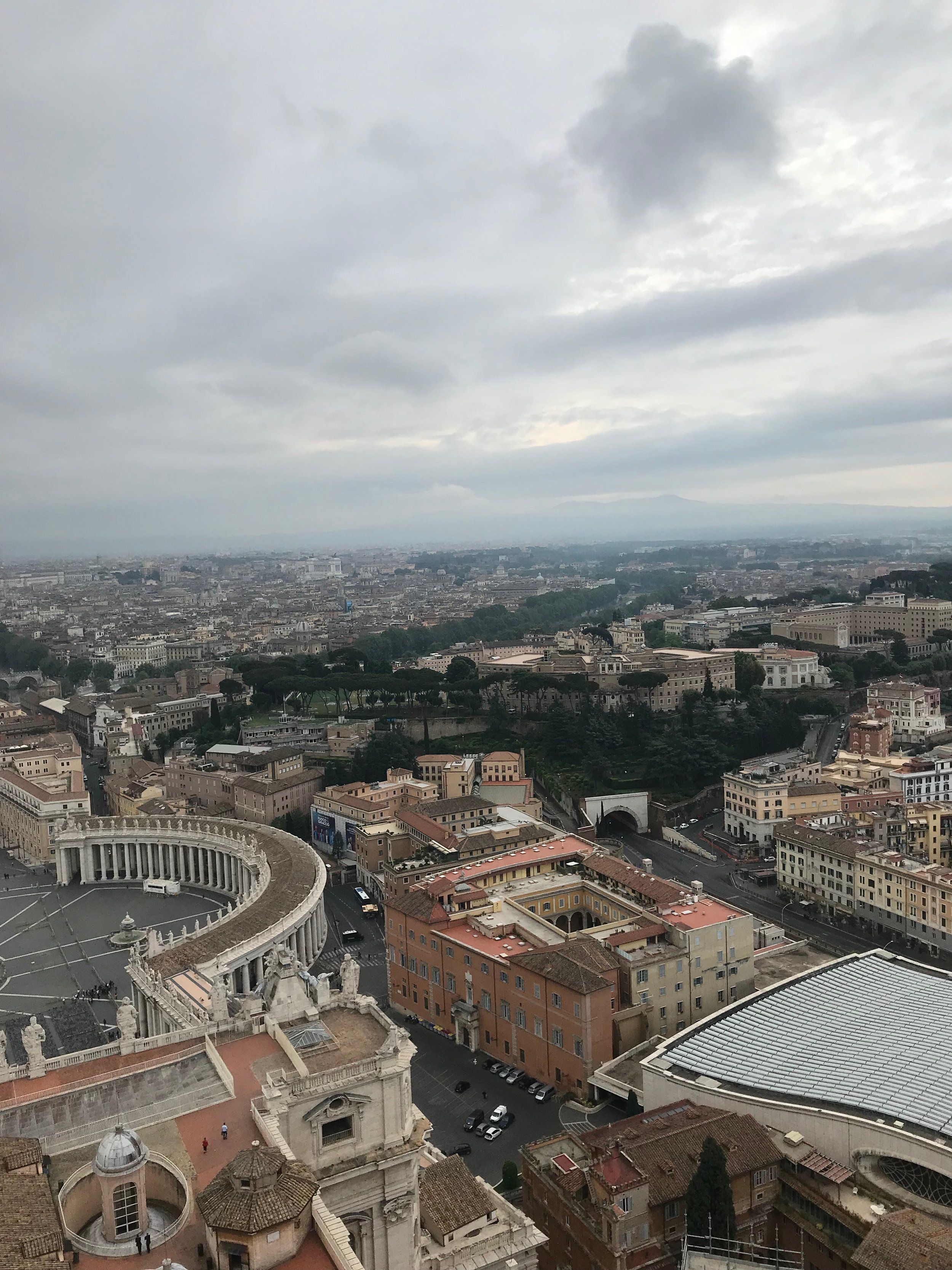 Top of the Basilica
