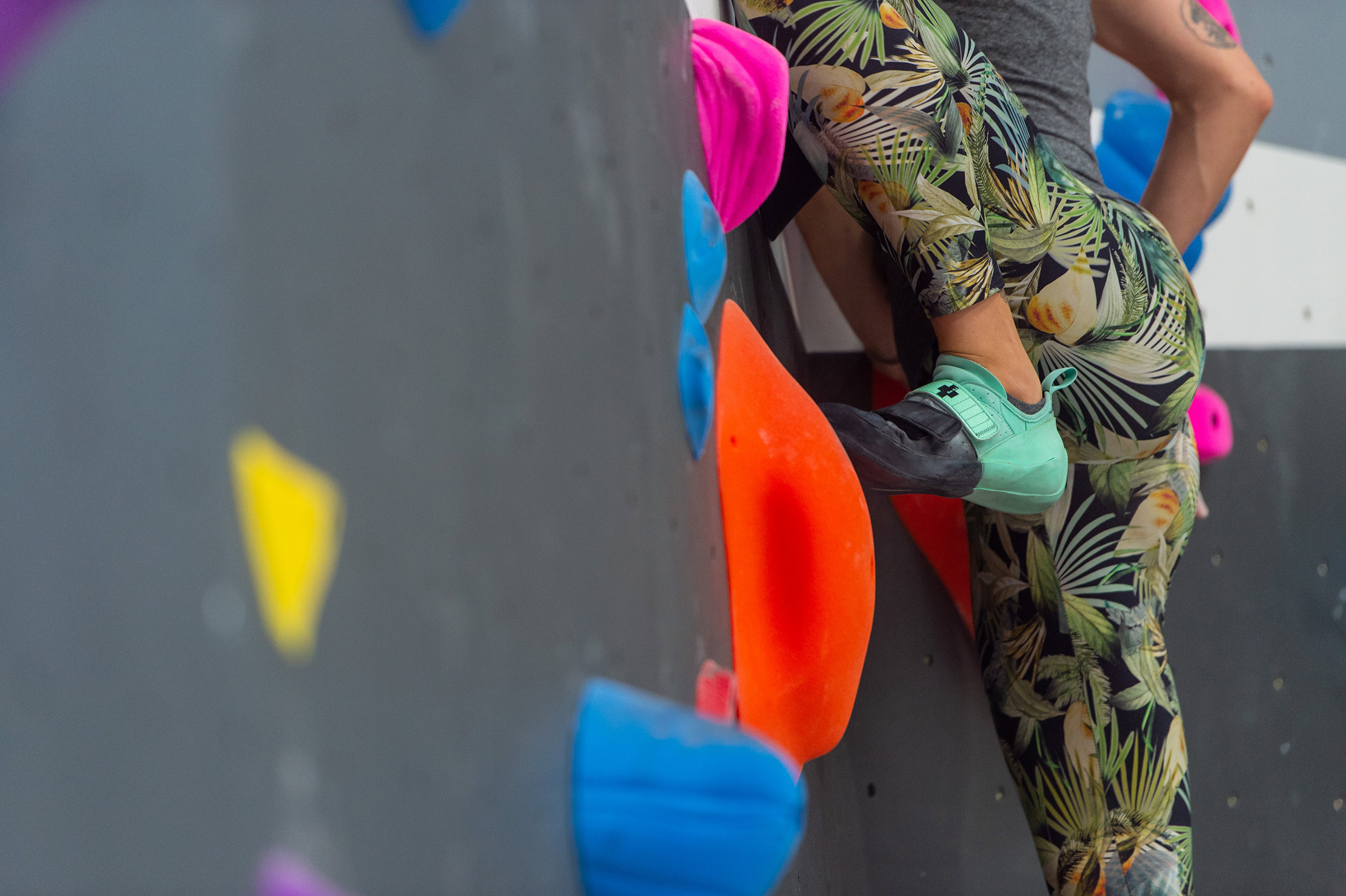 Climbing shoes, sometimes called bouldering shoes, are specifically designed to make a beneficial impact on ability on the wall