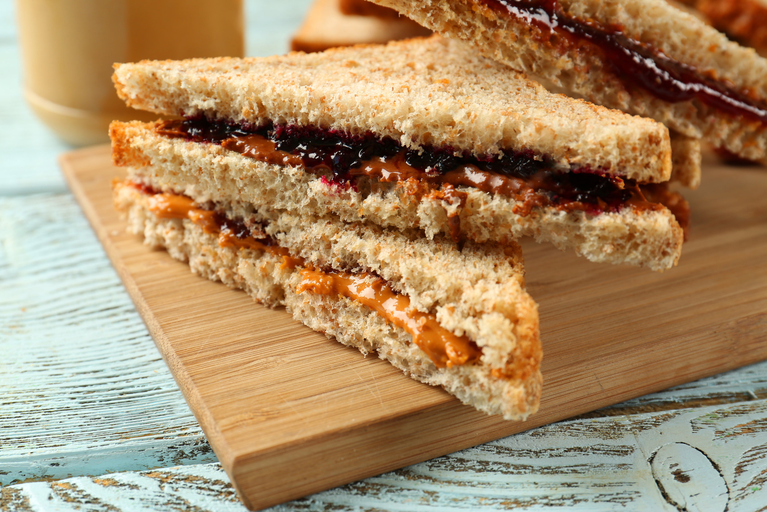 IMG=PB&J?   It's a funny way of telling our story   Check it out