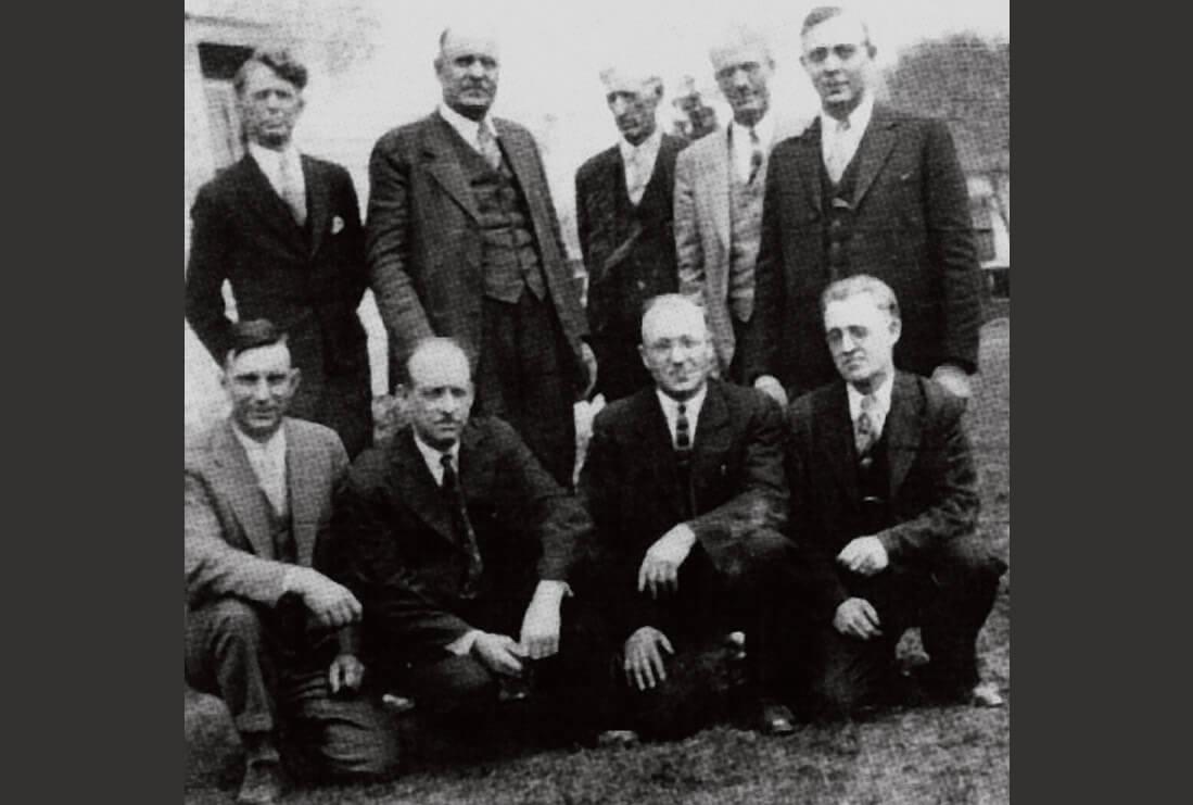 1931 Apostles in August: Centennial