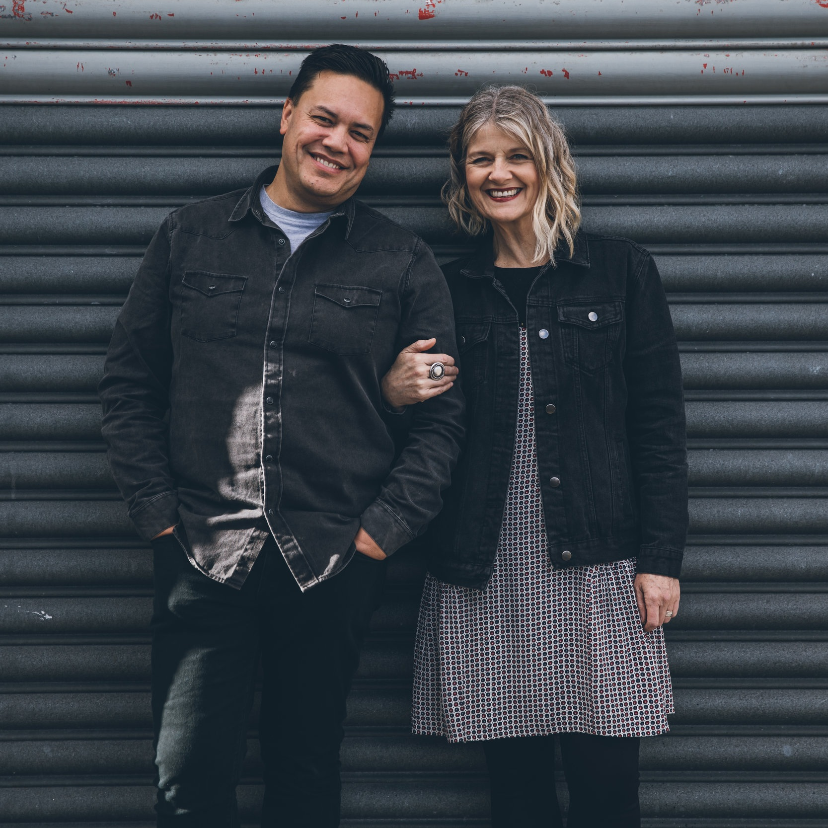"""PASTOR WAYNE & LIBBY HUIRUA    Worship Pastors, Equippers Church Auckland     """"Libby and I are honoured to call Alarice and Calvin friends and fellow warriors in ministry.   Their work with Awaken Generation is reflective of their obvious anointing for powerful ministry, for the local church and for those with a calling to Christian arts and worship. They have a proven track record within their own nation and abroad and this doesn't happen without much sacrifice and prioritisation.    It's been beautiful to observe their journey through the years individually and then to watch the Lord bring them together as a powerful team now leading so many others into their God-given destiny using their God-given gifts! We highly recommend Alarice and Calvin and are 100% behind Awaken Generation!"""""""