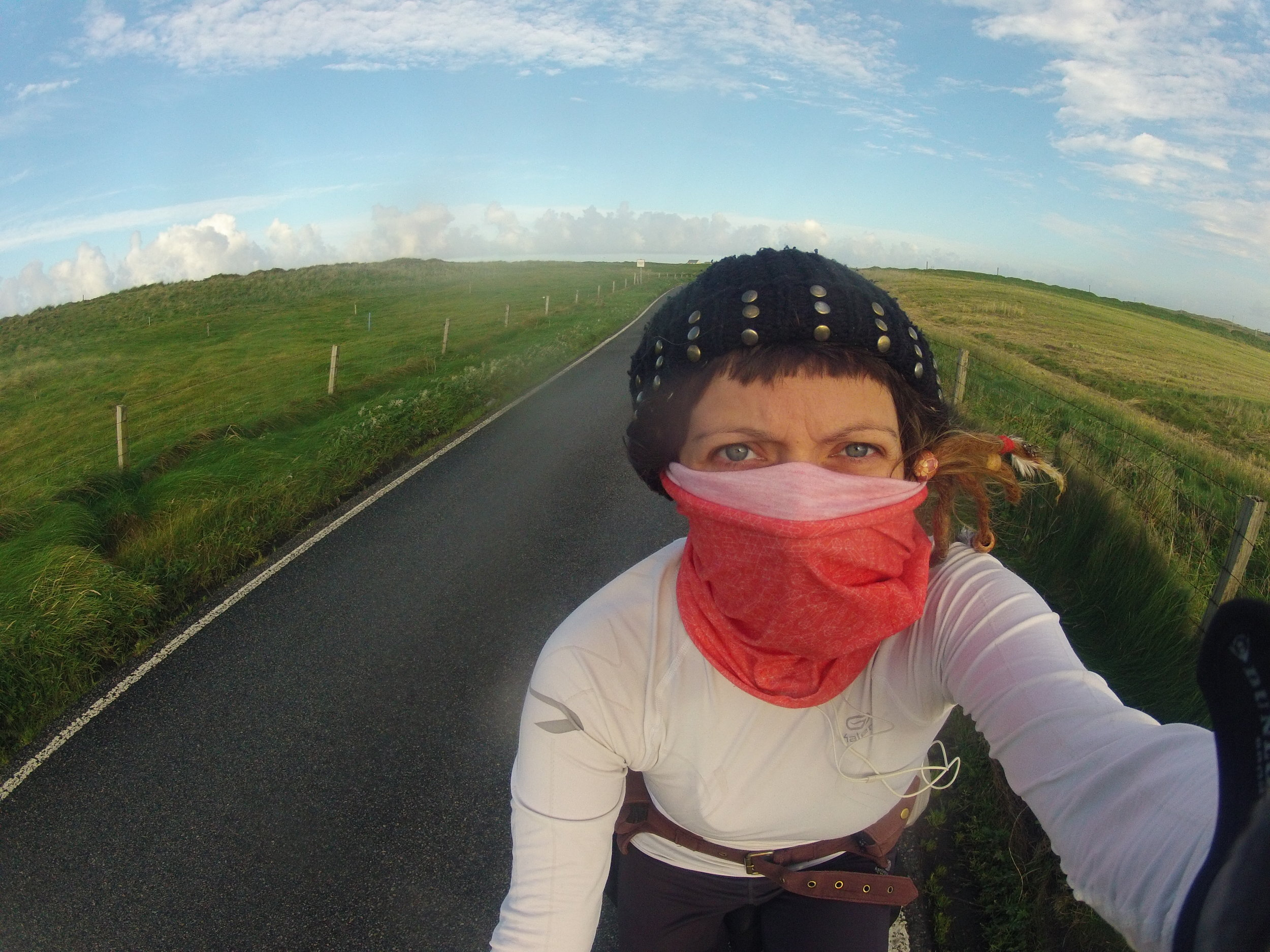 Solo Coast To Coast: Outer Hebrides - Cycling over 300km from the most northernly island to southern tip through the Outer Hebrides isles.