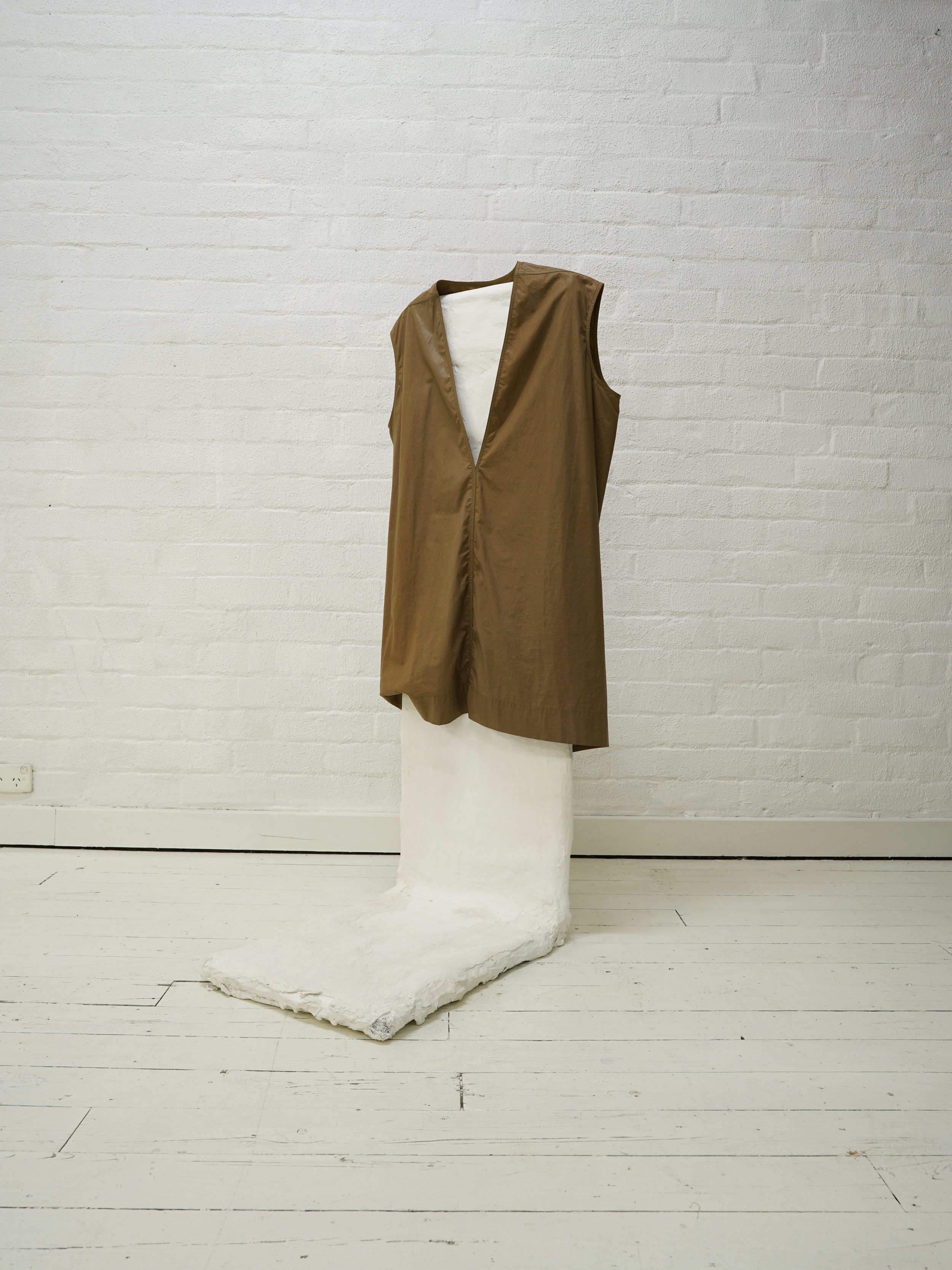 rick owens ss15 faun sleeveless top from the filter store collection