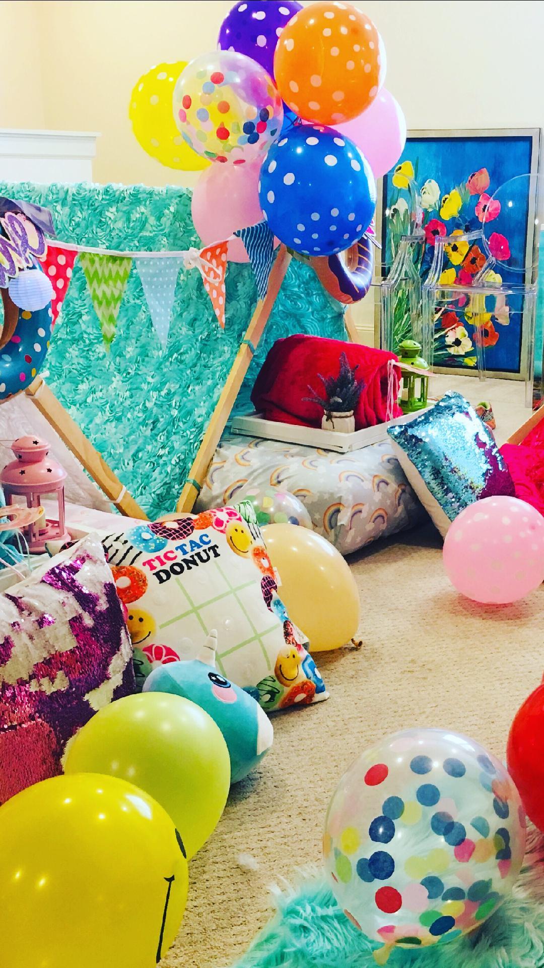 houston sleepover slumber  party tents 5.jpg