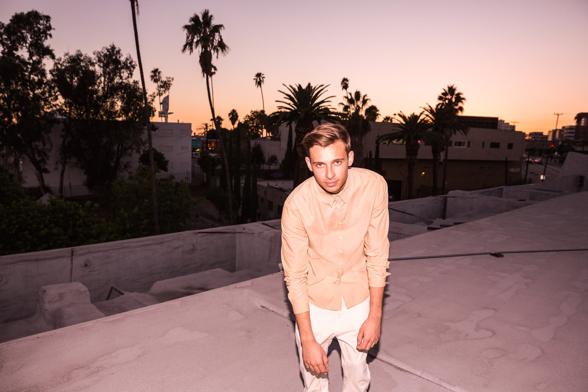 Image: Flume Facebook Page