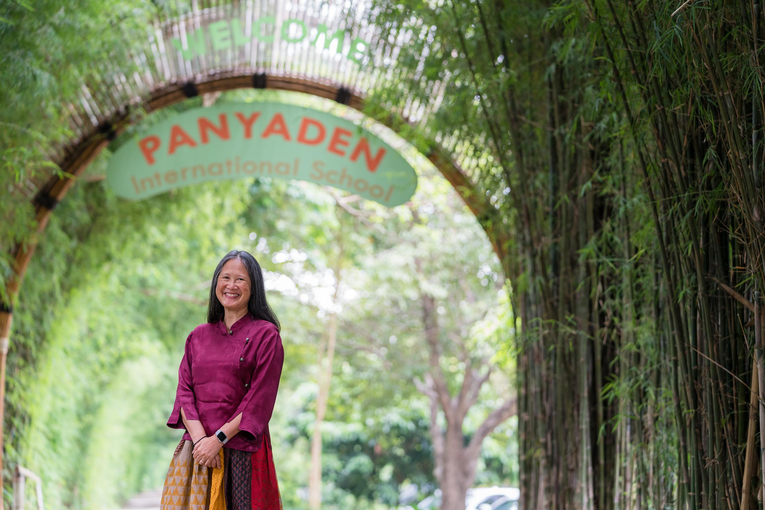 Puoi fare le cose senza dover dimostrare nulla - Yodphet_Sudsawas, fondatrice di Panyaden International School e della casa di produzione Phenomena
