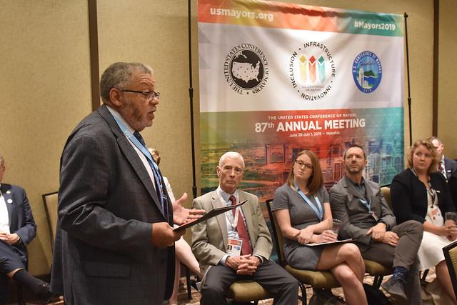 Forum on strengthening police-community engagement