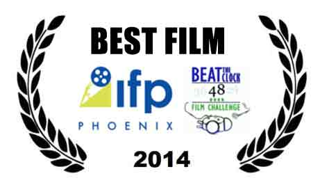 1st Place Film - IFP Film Challenge - Best Post Production/Best Use of Line