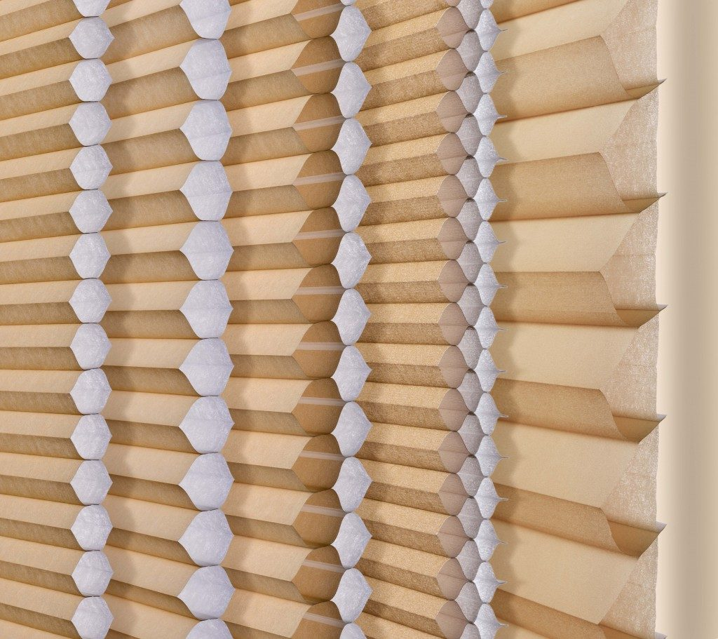 """Honeycomb Shade Sizes    We have a large selection of cellular shade sizes. Choose between double cell or single cell shades in 3/4"""" — 3/8"""" — 9/16"""" — 1/2"""". Blackout, room darkening, light filtering or sheer pleated shades. Cordless, motorize or tassel controls."""