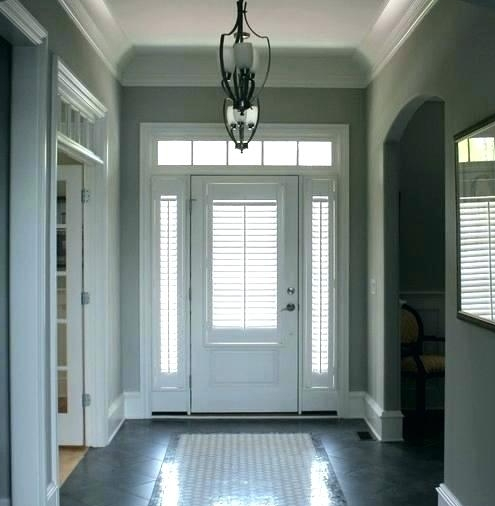 Sidelight Shutters    Cover your sidelights with custom shutters or  honeycomb  blinds for privacy and security.