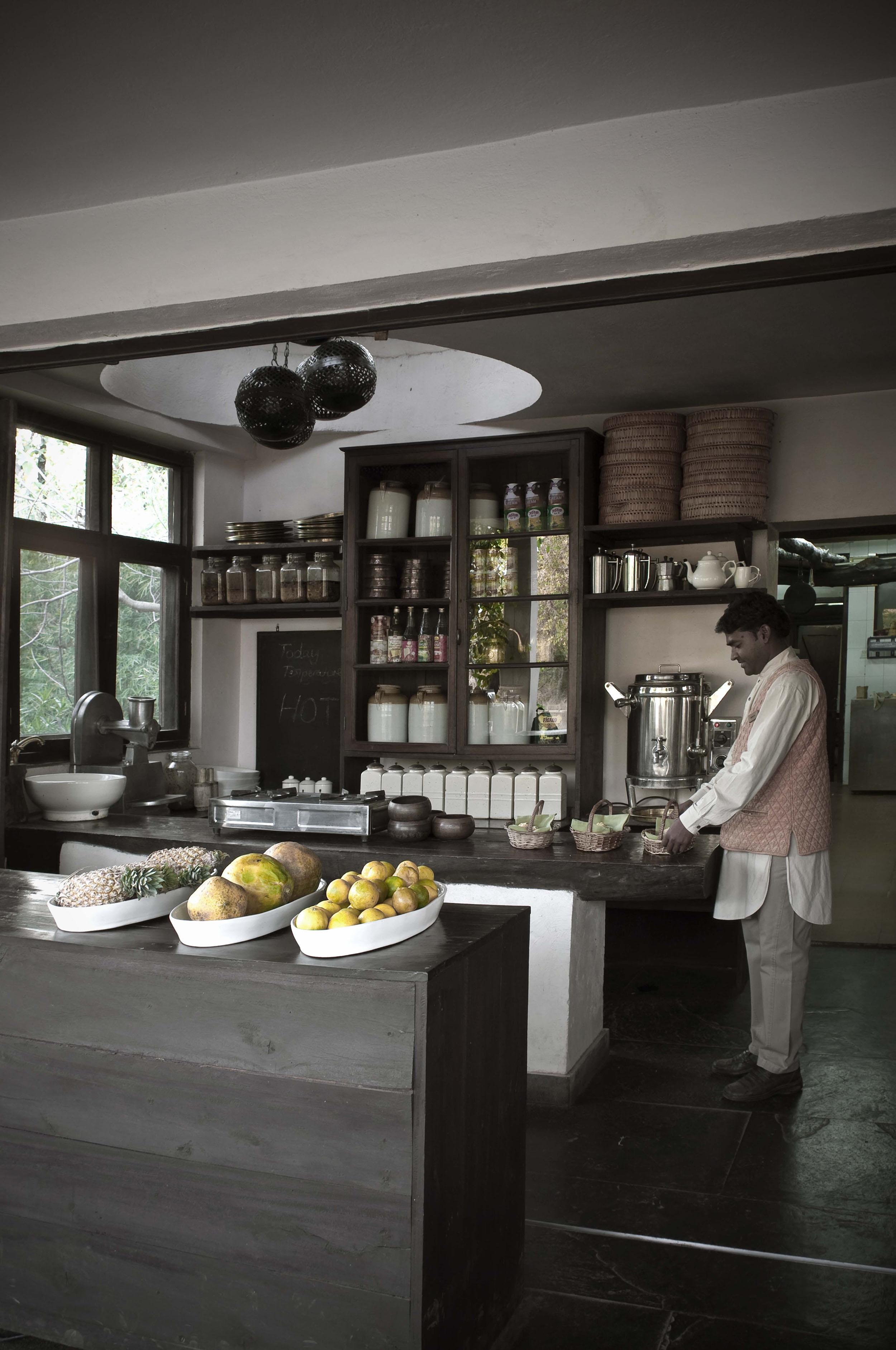 Interactive Kitchen - Mahua Kothi, Bandhavgarh National Park.jpg