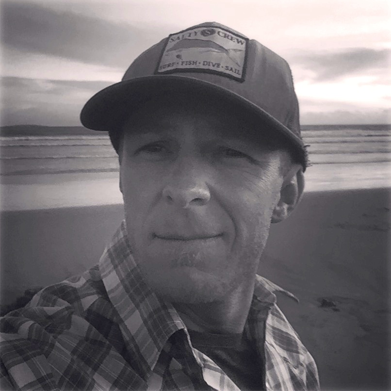 Owner and Lead Instructor in Baja vacation mode, Nick Bliss