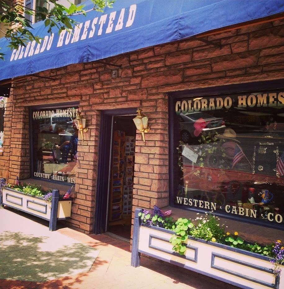 Colorado Homestead - 165 East Elkhorn Ave, Estes Park, CO 80517
