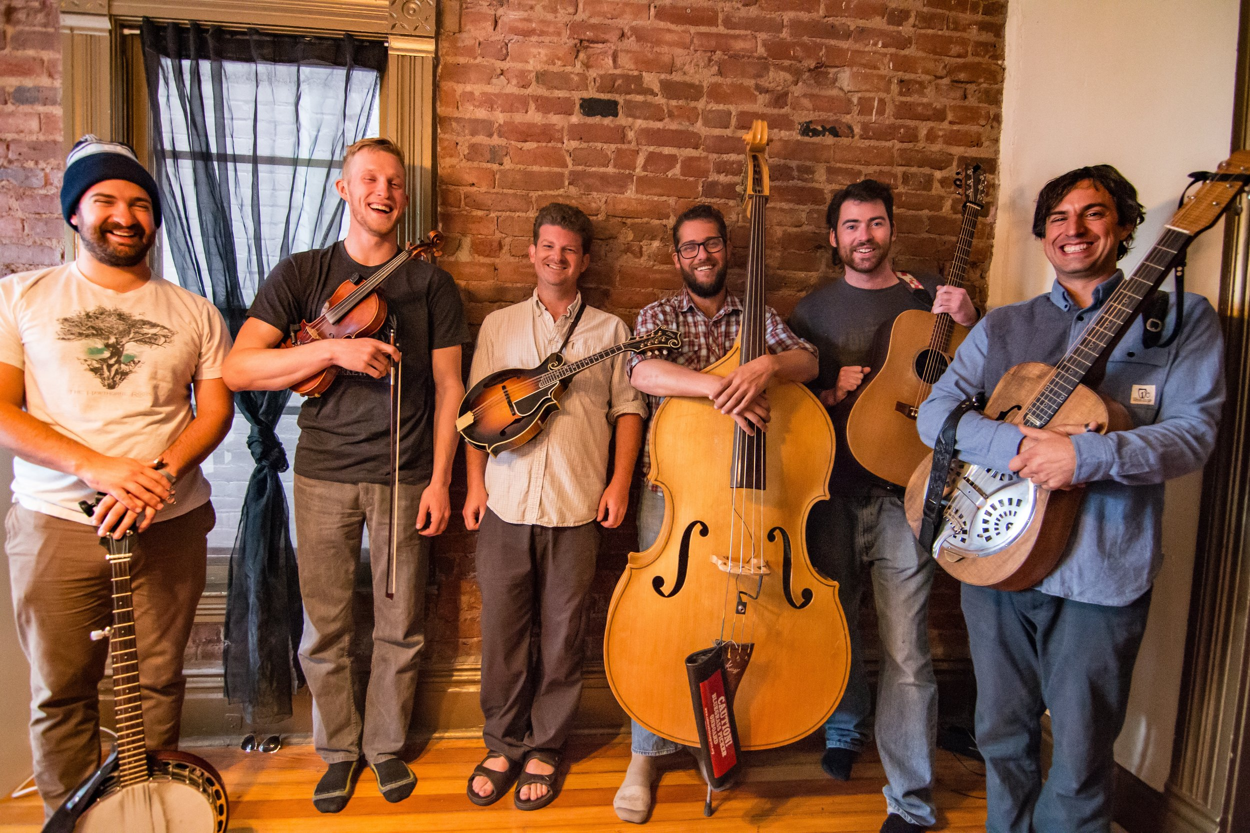 Bluegrass Journeymen
