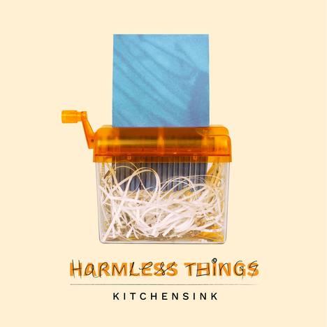 """Harmless Things"" Album Cover"