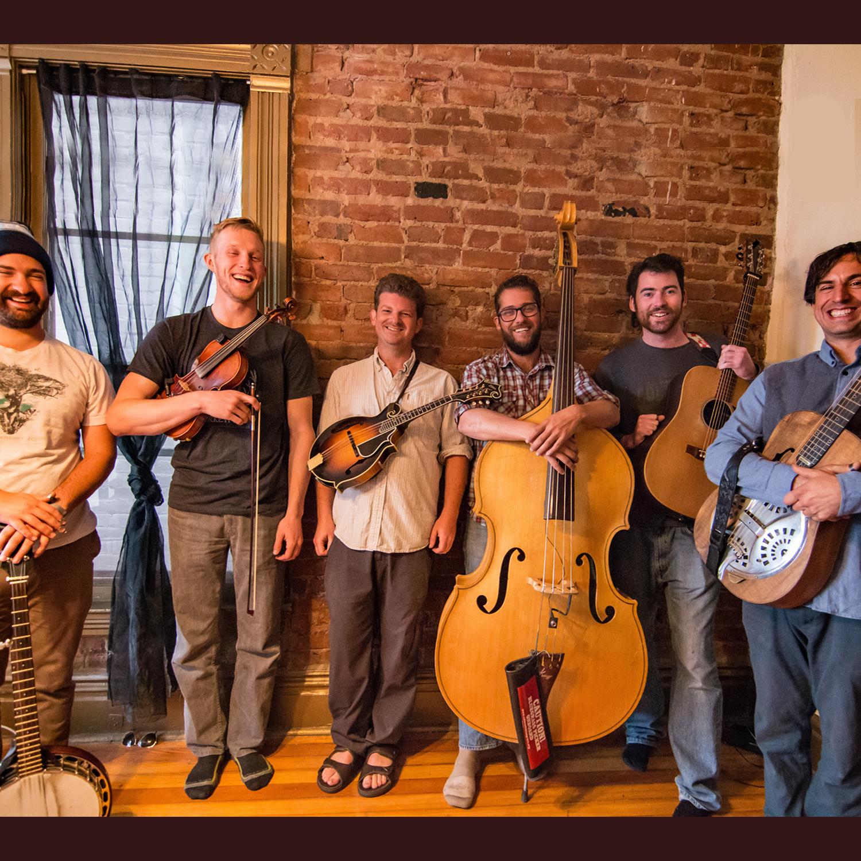 Bluegrass Journeymen - Denver, USA
