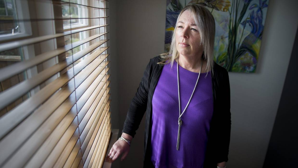 Vicki Walsh has lived with terminal illness for eight years, and the thought of making euthanasia legal alarms her. Source: Murray Wilson / Stuff