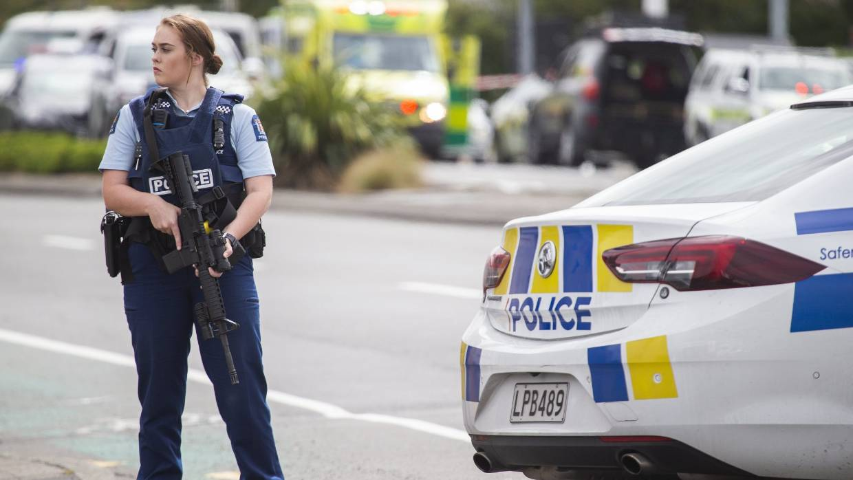 By mobilising armed police after the Christchurch mosque attacks, the Crown was fulfilling its fundamental duty to protect the lives of the public.