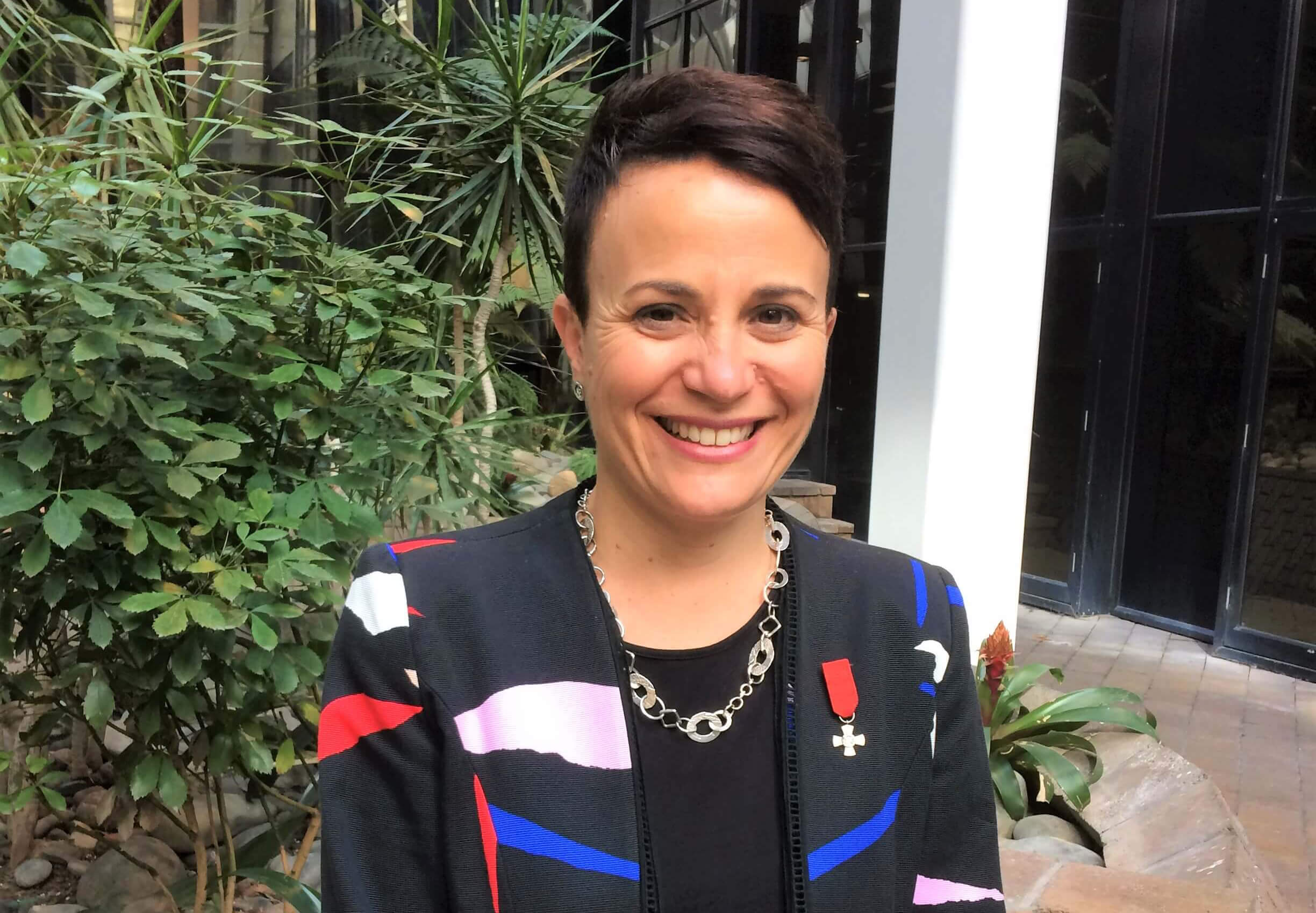 Paula Tesoriero MNZM is a world-champion athlete and a former senior public service manager, who is currently serving as the Disability Rights Commissioner.