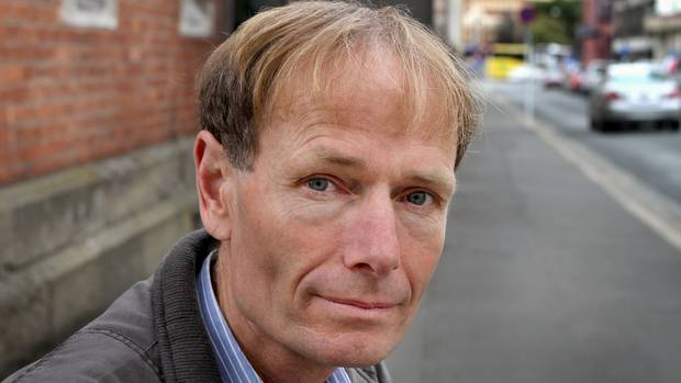 Sean Davison pictured in 2011 at court in Dunedin charged with attempting to murder his terminally ill mother in 2006, has now pleaded guilty to three cases of assisted suicide in South Africa. Photo / Sharron  Bennett.