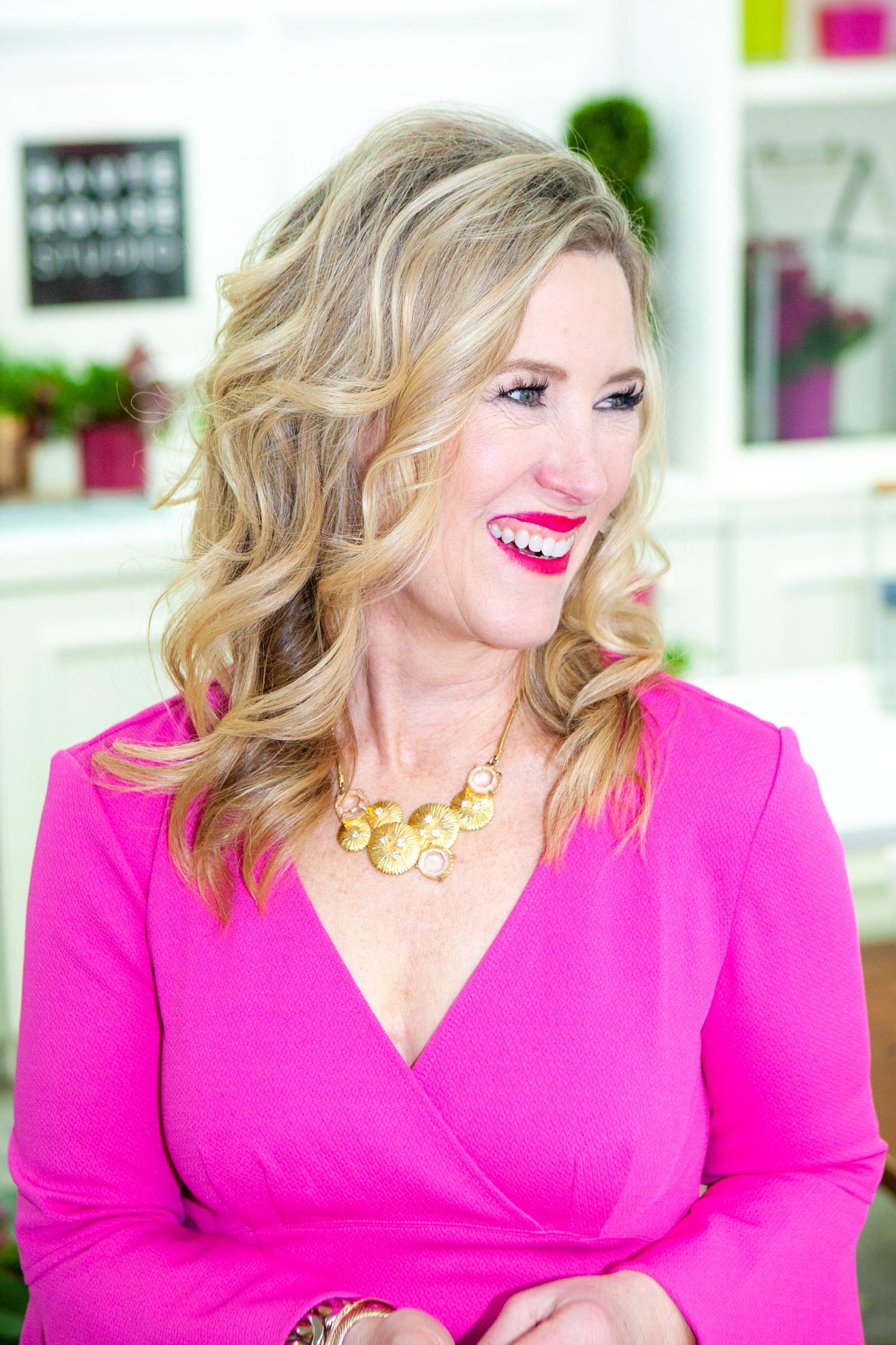 Marsha Hunt, Co-Owner & Principal Floral/Event Designer